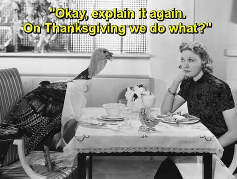 Top 30 Thanksgiving Jokes Funny Quotes