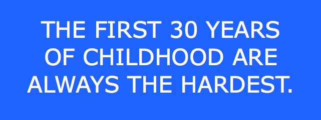 30th birthday jokes   happy mirthday
