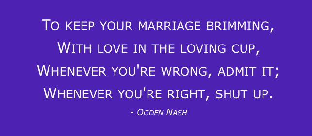 marriage quotes married or not
